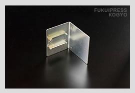 複合金属加工は、福井プレス工業の最大の強みであり、社内一貫製造にて対応しています。